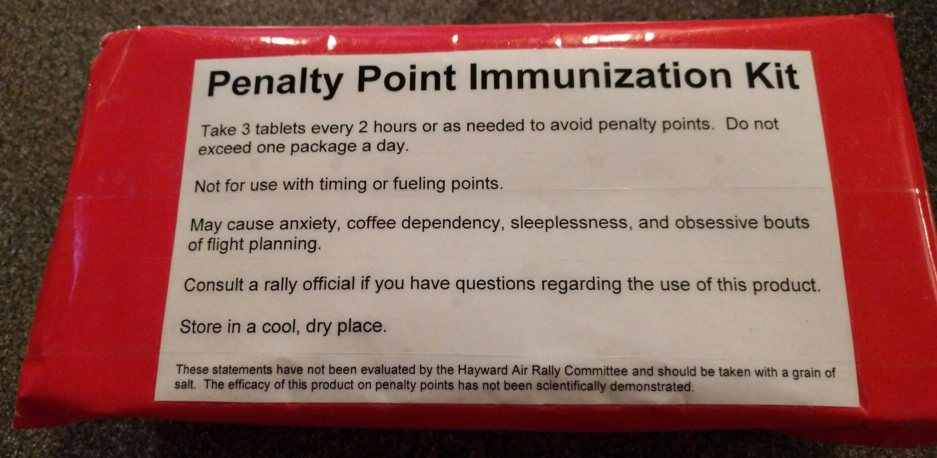 Penaly Points Immunity Kit
